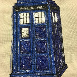 design-scrible-tardis